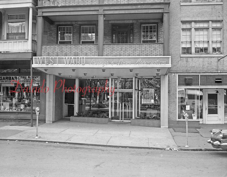 (1964) West Ward Savings and Loan Association.