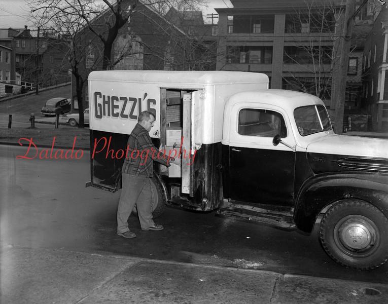 (1955) Ghezzi's truck.