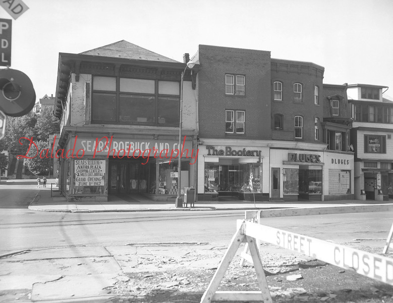 (08.22.60) Sears at Liberty and Independence streets.