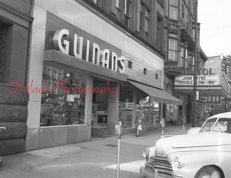 (Oct. 54) Guinans.