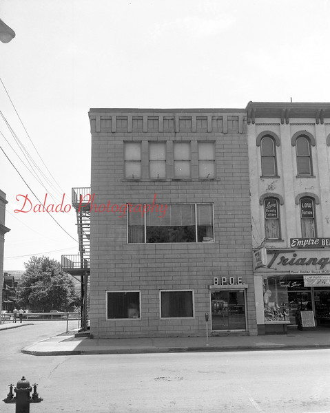 (1964) BPOE along Independence Street.