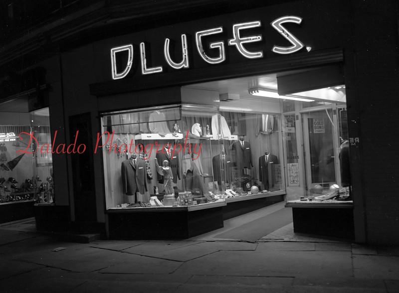 Dluges at Night.