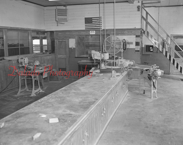 (Sept. 1956) Power plant, unknown.