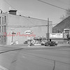 (1964) Spur gas station at Market and Independence streets.