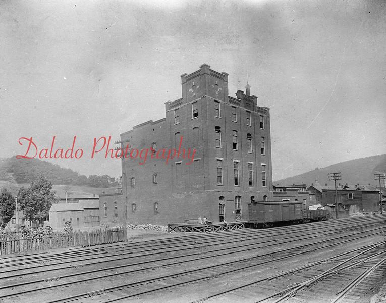 Shamokin Brewing Co. building in the Fifth Ward of Shamokin.