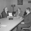 F&S board. Members include Bob Lynch and Al Beuhler.
