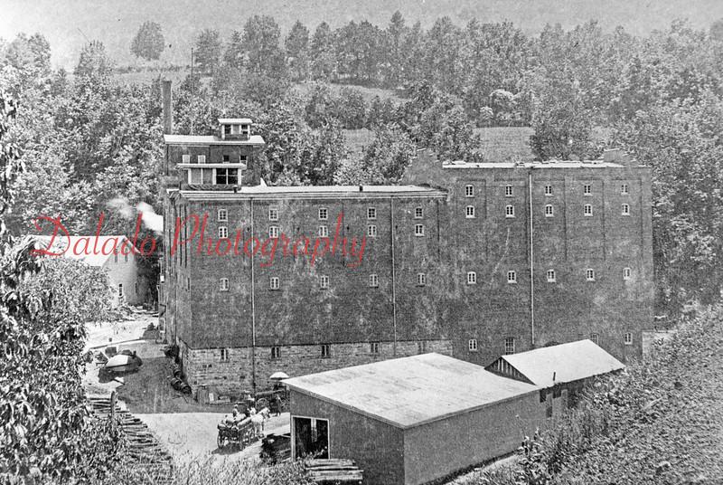 (1896) Eagle Run Brewery near Tharptown.