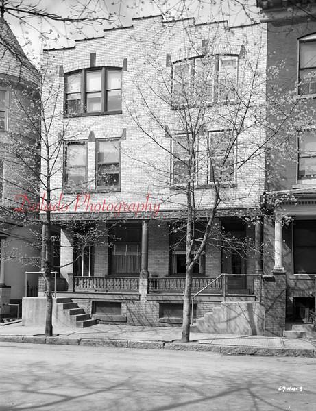 (04.14.1949) Max Schmidt home.