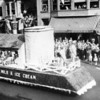 Reed's float.