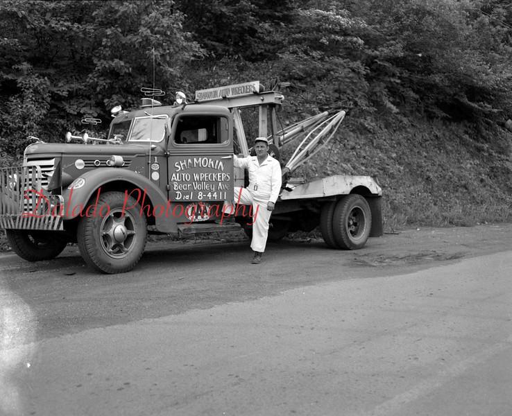 (05.28.53) Charles Schmidt, of Shamokin Auto Wreckers, BVA.