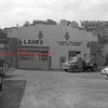 (1956) Lahr's Garage. This might be in the Fifth Ward of Shamokin.