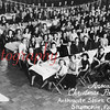 (1947) Annual Christmas Party for employees of the Anthracite Shirt Company at the American Legion Building (now the SYBL gym).