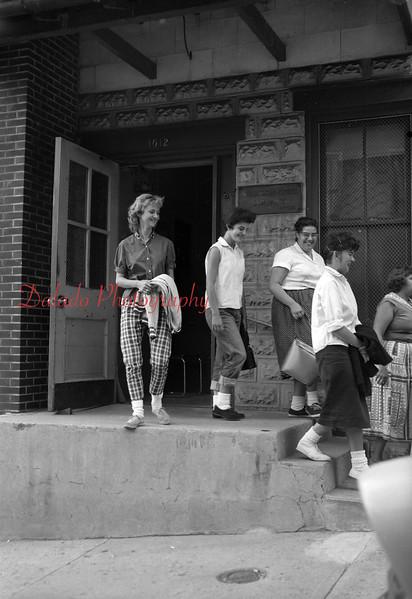 (08.28.58) Shroyers Dress ladies.