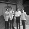 (1981) PPL award in front of the Social Security admin. office.