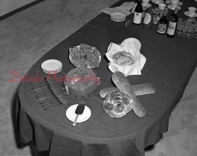 (Sept. 1982) Terefenko Cooking School.
