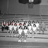 Our Lady of Lourdes basketball in the 1950s.