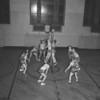 (1958) Basketball at Coal Township.