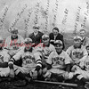 (1906) Bunker Hill baseball team in 1906 are, Bill Bashore, Charles Temple, Worthy Tyler, John Tyler, Charles Eveland, Myrich Filey, Ed McCabe, Harry Webber, John Kline, Regenold Bashore and Charlie Templin.