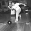 (02.19.91) Bowling at Crown Lanes are Dean Chesney, Harry Schwartz, Bob Johnsons and Greg Gudleski.