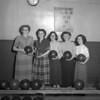 Ladies bowling team.