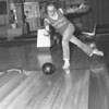 (11.09.87) Crown Lane bowlers are Alan Young, Frank Wallich and Larry Lenig.