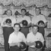 (Nov. 1960) Unknown bowling team.