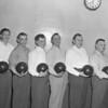 (05.17.51) Textile League Tempin Kings are Joe Mack, Bill Lubnow, Tony Perles, Joe Kazar, Jack Halshue and Jack Pace.