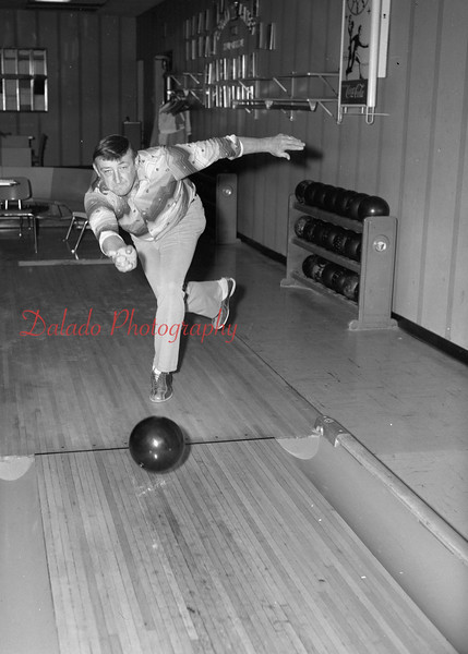 Unknown bowler.