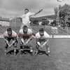 (Sept. 1954) CTHS football.