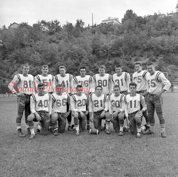 Coal Township High School football.