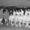 (1961) Coal Township football.