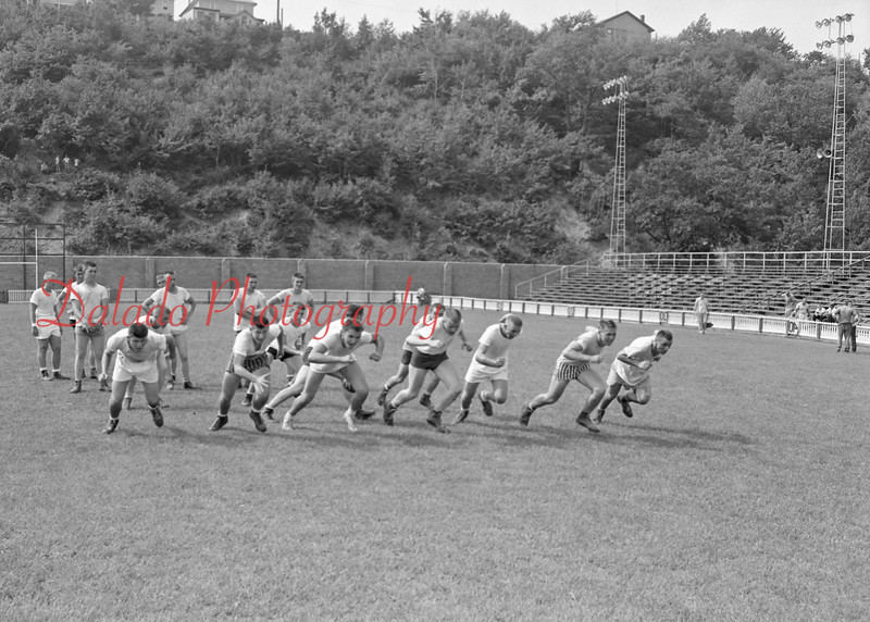 (1959) Coal Township football.