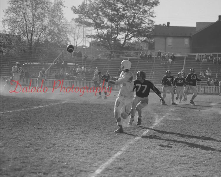 (1958) Coal Township football.