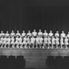 Coal Township High School aerobics team.