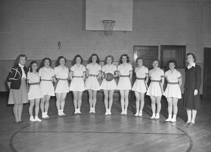 (1947) Coal Township High School.