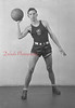1944-45 Coal Township High School basketball team player: Bettick.