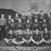 (1935) Coal Township basketball team.