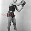 1944-45 Coal Township High School basketball team player: Wislieski.