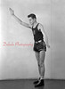 1944-45 Coal Township High School basketball team player: Jumbelic.