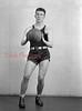 1944-45 Coal Township High School basketball team player:  Gilger.