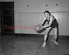 (03.04.54) Francis Gotaski, player for Coal Township High School.