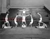 Coal Township High School Gymnastics Team.