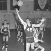 (1961) Coal Township versus Shamokin basketball.