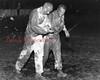 (11.15.56) Bernie Romanoski and Joe Diminick and Coal Township beat Pottsville 33 to 6 on Nov. 15, 1956.