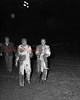 (11.15.56) Bernie Romanokski and Joe Diminick and Coal Township beat Pottsville 33 to 6 on Nov. 15, 1956.