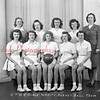 (1944-45) Coal Township High School girls basketball team.
