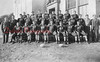 (1942) Coal Township High School football team.