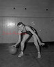 (03.04.54) Max Lubreski, player for Coal Township High School.