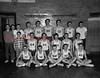 (1960) Coal Township High School basketball.