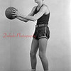 1944-45 Coal Township High School basketball team player: Balchunis.